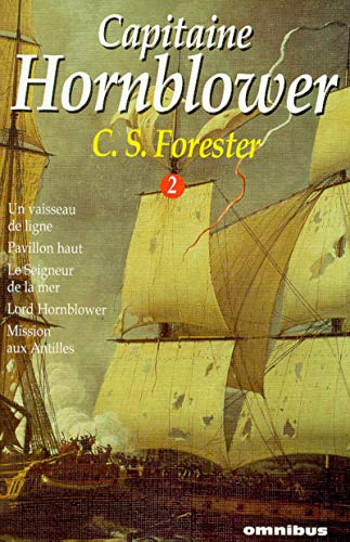 capitaine Hornblower t.2: Cecil Scott Forester