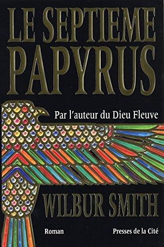 9782258040458: Le septième papyrus