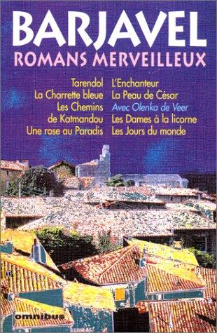 9782258041066: Romans merveilleux