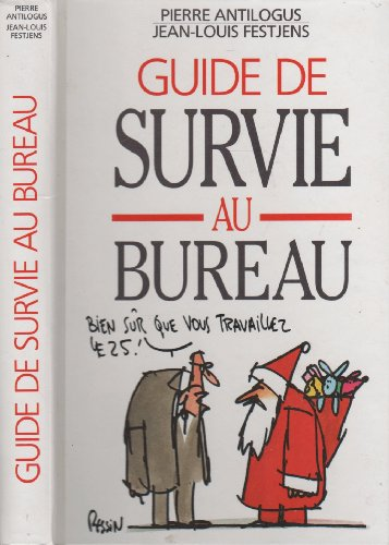 9782258041189: GUIDE DE SURVIE AU BUREAU