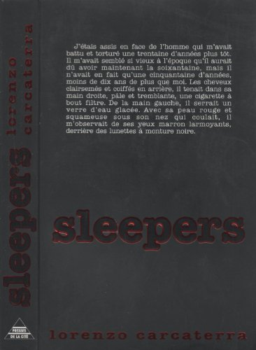 Lorenzo Carcaterra Sleepers Abebooks