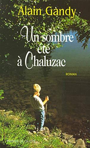 9782258044043: Un sombre �t� � Chaluzac