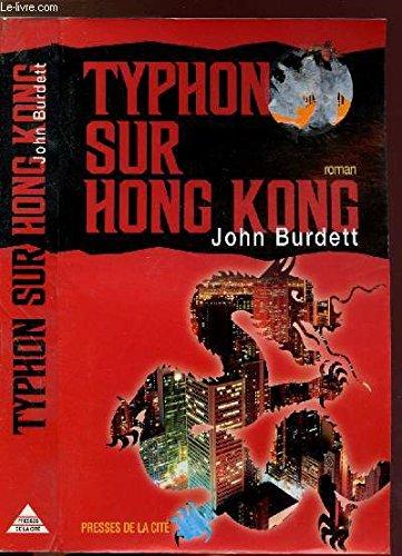 Typhon sur hong kong: BURDETT, J