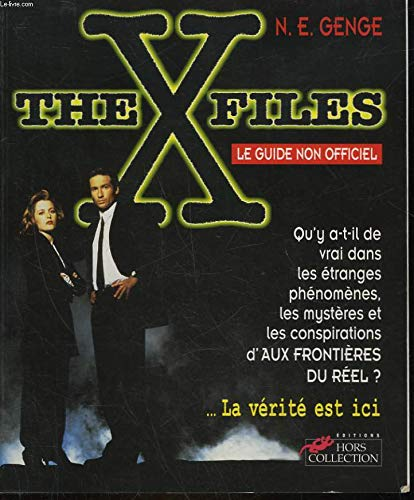 9782258045040: THE X FILES. Le guide non officiel
