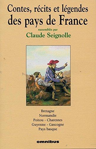 9782258045835: Contes, récits et légendes de des pays de France - Tome 1