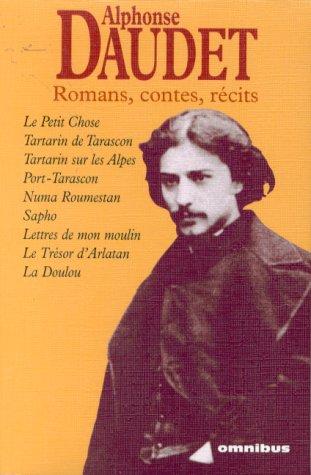 Romans, récits et contes = Collection Omnibus.: Daudet, Alphonse