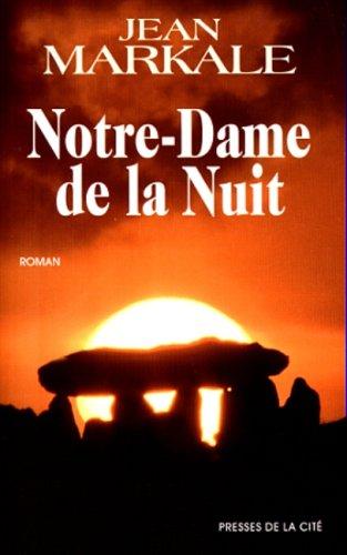 9782258045873: Notre-Dame de la nuit