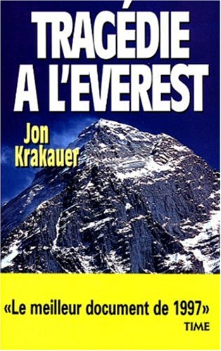 Tragedie A L'Everest: Krakauer, Jon