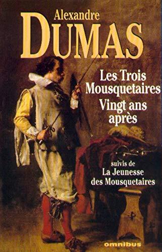 9782258050181: Les Trois Mousquetaires et
