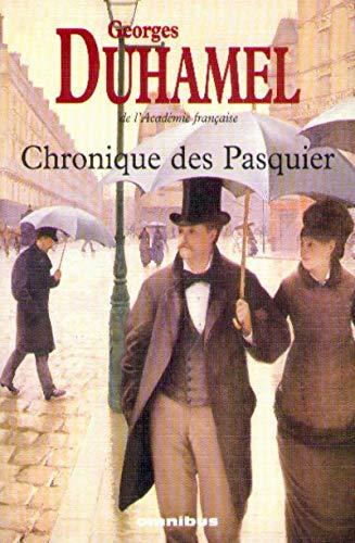 9782258051430: Chronique des Pasquier