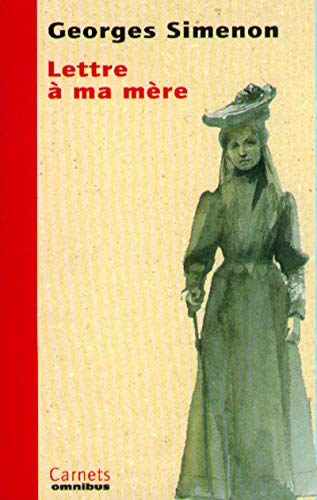 9782258052659: Lettre a ma mere (Carnets) (French Edition)