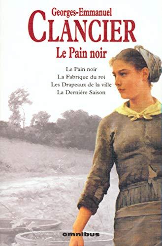 9782258053526: Le Pain noir
