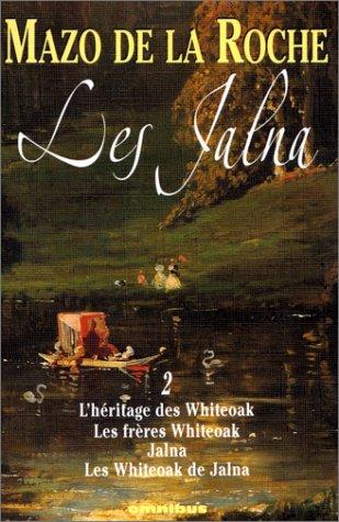 9782258053540: Les Jalna, tome 2