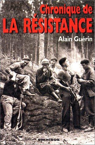 9782258053823: Chronique de la Resistance (French Edition)