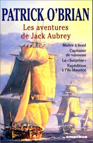 9782258054738: Les Aventures de Jack Aubrey