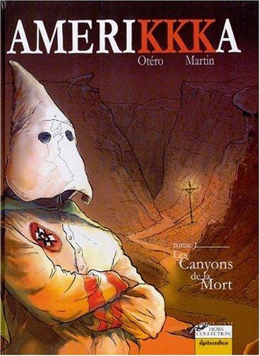 9782258056749: Amerikkka. 1, Les canyons de la mort