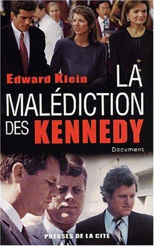 9782258057616: La Malediction Des Kennedy