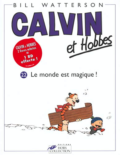 9782258058316: Calvin et Hobbes, tome 22