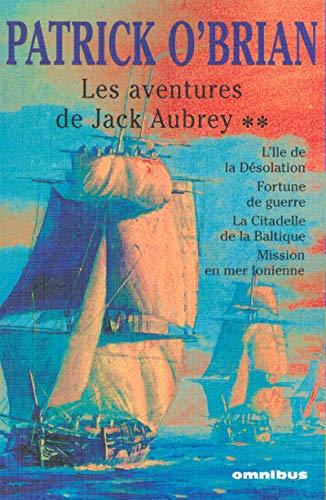 9782258058545: Les Aventures de Jack Aubrey, tome 2