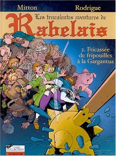 9782258058903: Les Aventures de Rabelais, tome 2