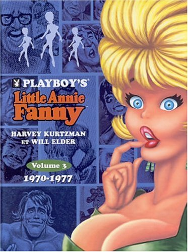 9782258059009: Little Annie Fanny, tome 3