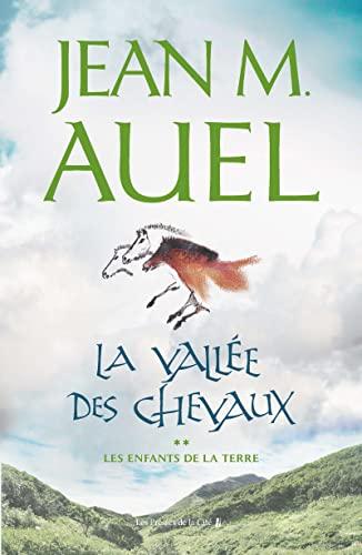 9782258059313: Les Enfants de la Terre, tome 2 : La Vallée des chevaux