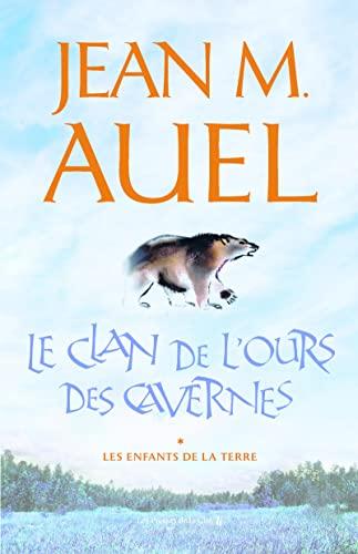 9782258059320: Les Enfants de la Terre, tome 1 : Le Clan de l'ours des cavernes