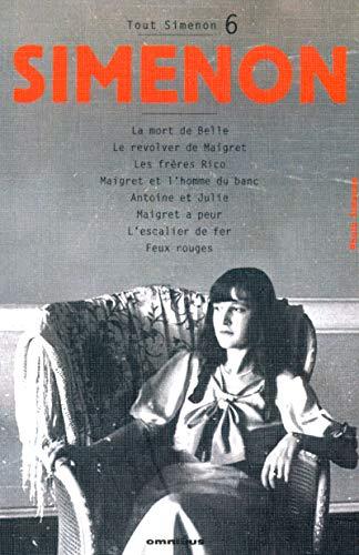 Tout Simenon: Vol 6 (French Edition): Simenon, Georges