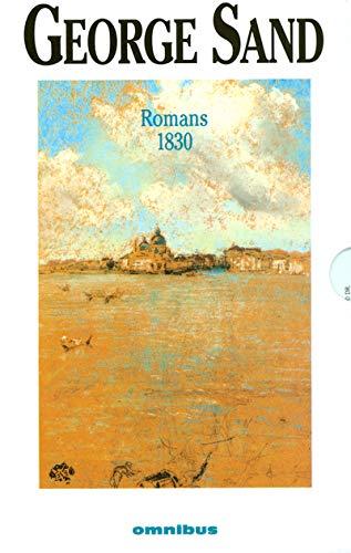 9782258066366: George Sand Coffret 2 volumes : Romans 1830 ; Vies d'artistes