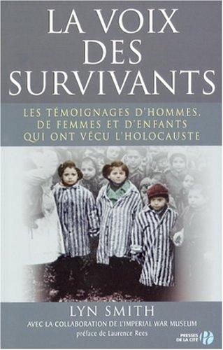 9782258071643: La voix des survivants
