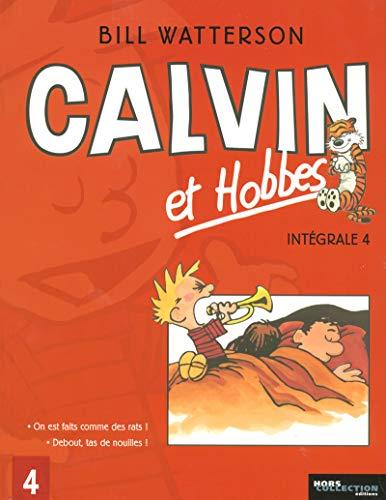 9782258072299: Intégrale Calvin et Hobbes T4 (4)