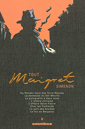 9782258073418: Tout Maigret, tome II (French Edition)