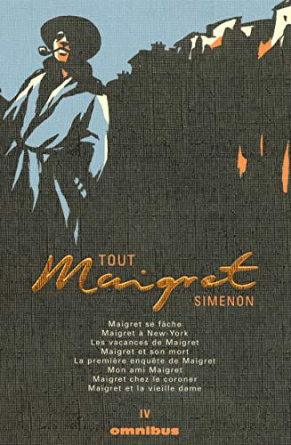 Tout Maigret, Tome 4 (French Edition): Georges Simenon
