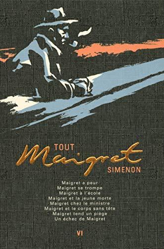 tout maigret t.6: Georges Simenon