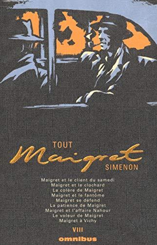 tout Maigret t.8: Georges Simenon