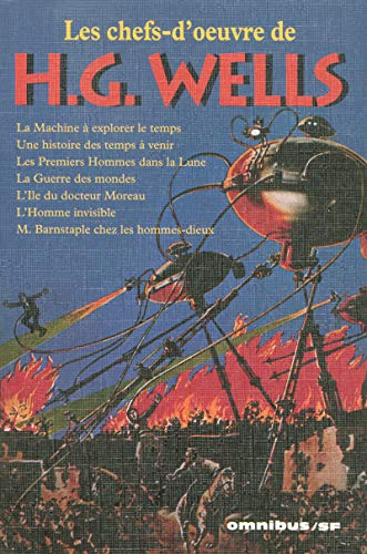 Les chefs d'oeuvre de H.G. Wells (French Edition): Herbert-Georges Wells