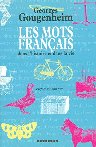 Les mots français (French Edition): G. Gougenheim
