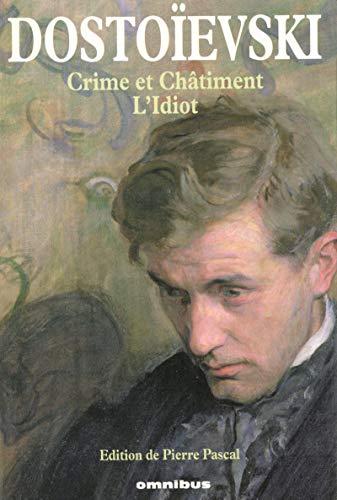 9782258076259: Crime et Châtiment, L'Idiot