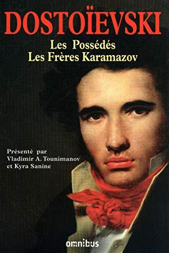 9782258076266: Les Grands Romans ; Les Possédés ; Les Frères Karamazov (French Edition)