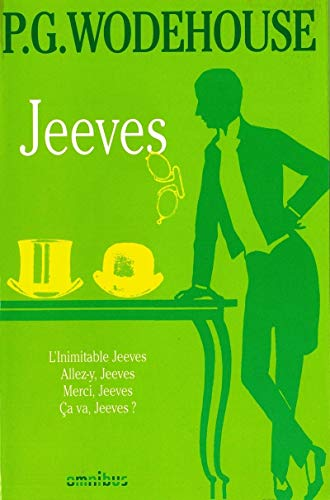 Jeeves t.1: P.g. Wodehouse