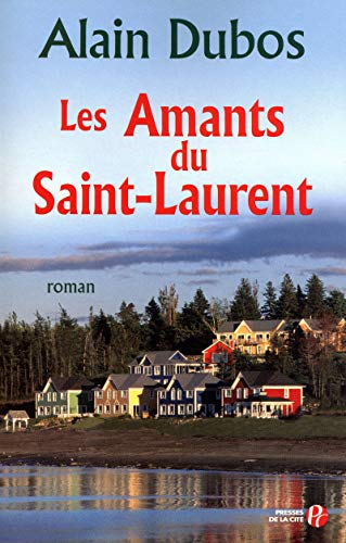 9782258078307: Les amants du Saint-Laurent