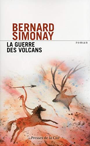 La guerre des volcans: Bernard Simonay