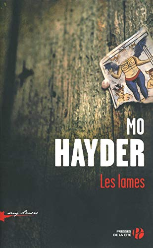 Les Lames: Mo Hayder