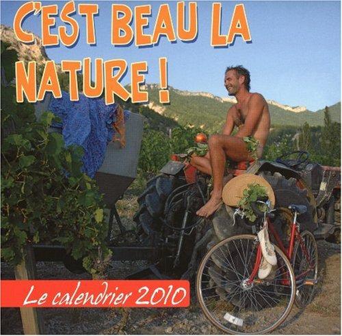 9782258081017: C'Est Beau la Nature Calendrier 2010