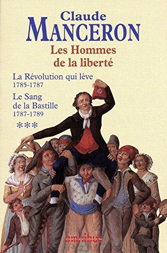 9782258081789: Les Hommes de la libert� : Tome 4 et 5
