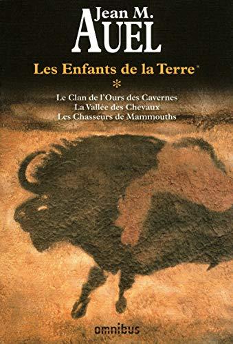 9782258083288: Les Enfants de la Terre, Intégrale Tome 1 : Le clan de l'Ours des Cavernes ; La vallée des Chevaux ; Les Chasseurs de Mammouths