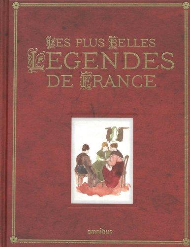 9782258084353: Les plus belles l�gendes de France