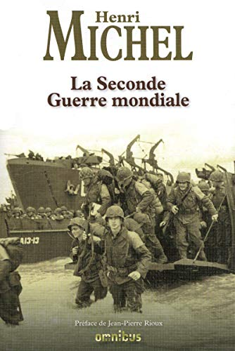 La Seconde Guerre mondiale (French Edition): Henri Michel