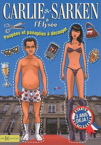 9782258084667: Carlie & Sarken à l'Elysée (French Edition)