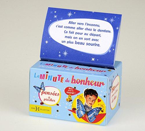 9782258084681: La minute de bonheur (French Edition)